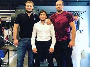 Чеченският борец Ислам Адизов