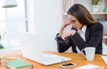 стрес компютър