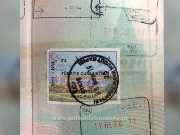 Турски гражданин със забрана да влиза в Румъния е спрян на Дунав мост 1