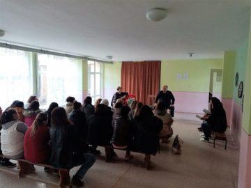 """Продължават срещите по проект """"Равностойни и равноправни"""" във Ветовско"""