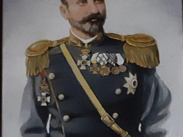 Портрет на генерал - майор Драндаревски бе дарен на Военния клуб