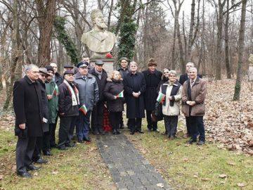 В Букурещ почетоха паметта на Христо Ботев