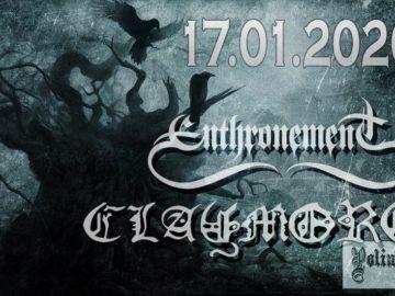 Claymore ще свири в Пловдив на 17 януари