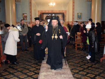 Новогодишен благослов от Русенския митрополит Наум за жителите на Тутракан