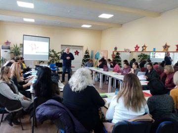 С новите документи в сферата на социалните услуги се запознаха представители на 4 общини в Борово