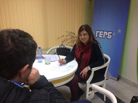 Русенци поставиха десетки въпроси в първия приемен ден на общинския съветник Алисе Муртезова
