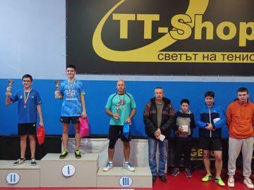 Огнян Тодоров спечели Топ 16 за 2019 година от веригата любителски турнири