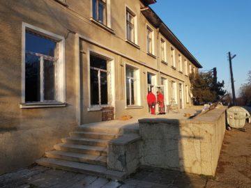 Читалището в Бабово с нова дограма за празника през февруари