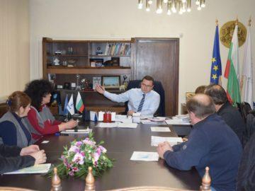 Кметът на Русе поиска прокарване на газ, където ще се подновява ВиК - мрежата