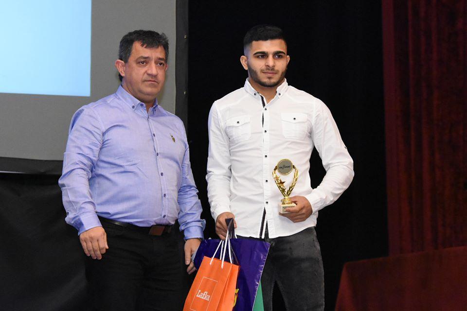 Русенски щангист в Топ 10 на младите спортисти на България