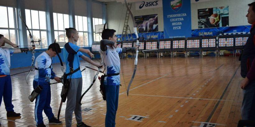 В Русе се провежда международен турнир по стрелба с лък