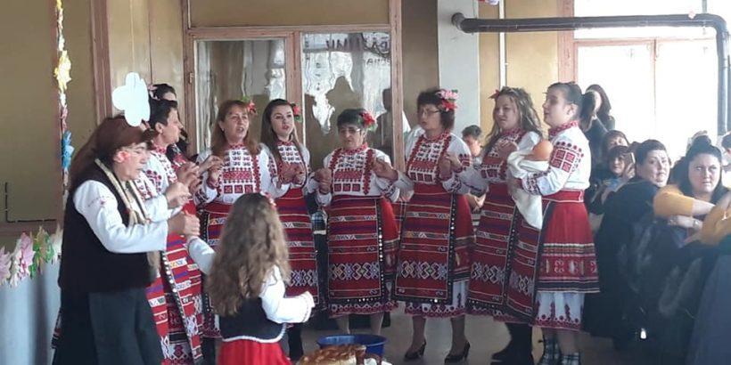 Бабинден в Новград