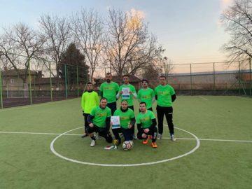 Турнирът по минифутбол в Новград излъчи победители