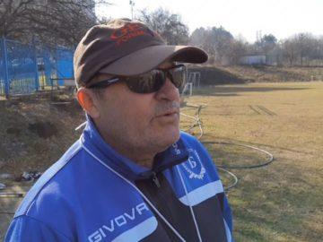 "Старши треньорът на ""щуките"" Цоню Кюранов-Дзони празнува рожден ден днес"