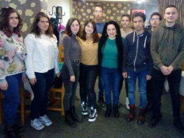 """Отлично представяне на ученици от МГ """"Баба Тонка"""" – Русе на Ученическата конференция на Съюза на математиците в България"""
