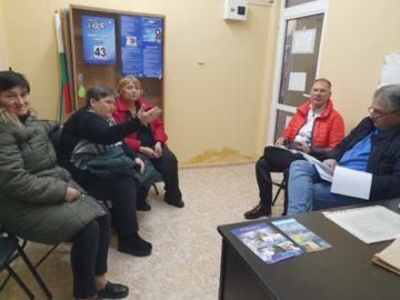 Общинските съветници от ГЕРБ проведоха приемни с граждани в Русе