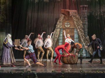 """В продължение на 2 години е подготвяна премиерата на балета """"Невероятните приключение на момчето Ян Бибиян"""""""