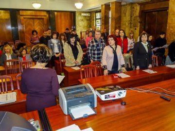 32 съдебни заседатели положиха клетва в Окръжен съд - Русе