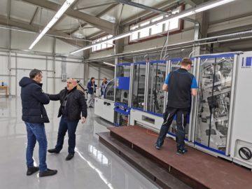 """Иновативен за България производствен процес внедри в практиката си русенската фирма """"Мултикомерс"""""""