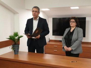 Яна Илиева встъпи в длъжност районен прокурор на Районна прокуратура – Русе