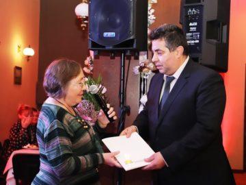 Областният управител присъства на честването на руската нова година