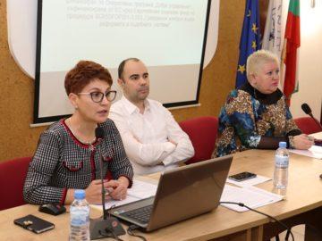 Медийната стратегия на Районен съд - Русе бе представена днес