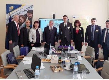 Русенският университет прави трансфер на образователни технологии към Централна Азия