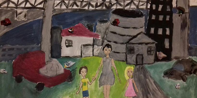 Конкурс за детска рисунка на еко тема предизвика дебат в Русе