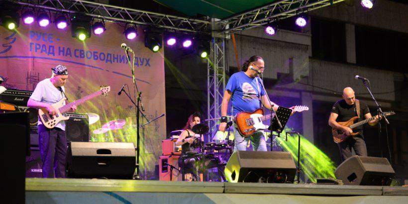 Дванадесетото издание на GREEN ROCK FEST ще разтърси Русе на 12 и 13 септември