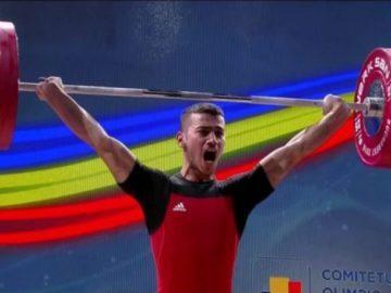 Русенският щангист Стилян Гроздев с поредна крачка към спечелване на олимпийска квота за Токио