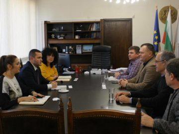 Инициативата на Пенчо Милков за интензивна газификация на град Русе продължава