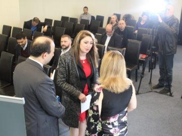 Нови бизнес възможности за регион Русе обсъдиха днес заместник-кметът Златомира Стефанова и Н.Пр. Пуджа Капур, посланик на Република Индия в България