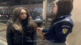 Млада сирийка с фалшива българска лична карта е задържана тази сутрин на Дунав мост 1