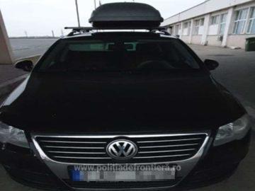 Обявен за издирване в Швеция лек автомобил е задържан на Дунав мост 1