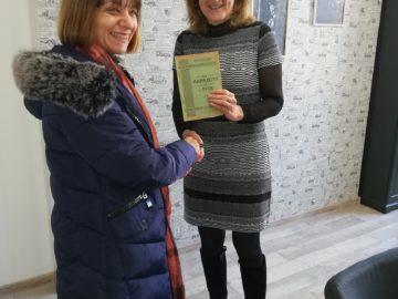 """Регионална библиотека """"Любен Каравелов"""" се сдоби с ценна архивна книга"""