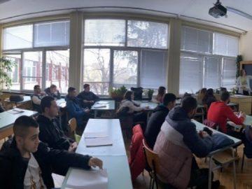 Международният ден на куриерите и пощальоните бе честван в ПГРКК