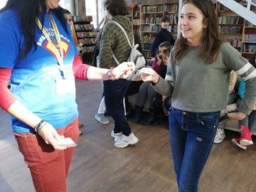 Библиотеката посрещна най-новите си читатели