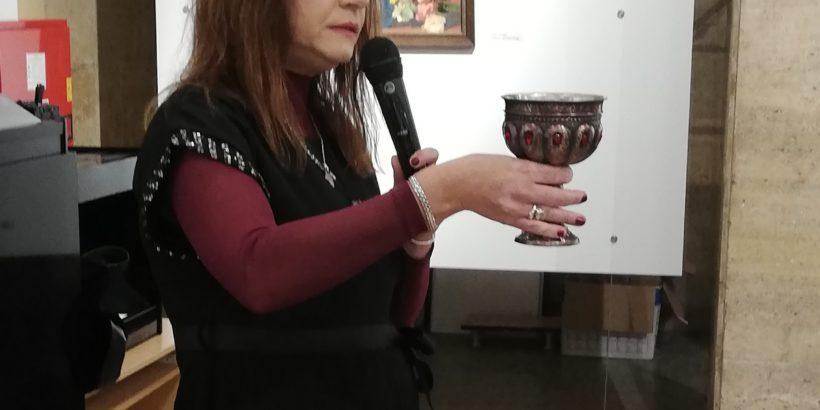 "Русенски поети ""пиха"" от любовния стакан"