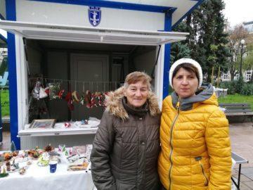 От 15 февруари майките на деца с увреждания ще предлагат своите ръчно изработени мартеници и сувенири в Русе