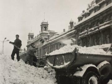 Ето част от снежните спомени за 1969 г.
