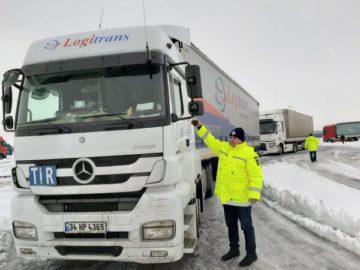 Топъл чай за всички шофьори на камиони на ГКПП - Гюргево от Общината