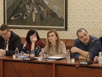 Светлана Ангелова: С отлагането влизането в сила на Закона за социалните услуги работата по него не е спряна