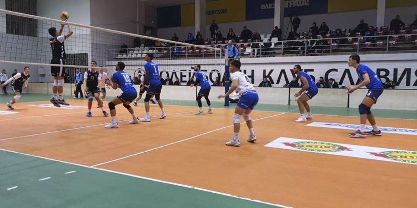 """ВК """"Дунав"""" победи за втори път през сезона отбора на """"Славия"""""""