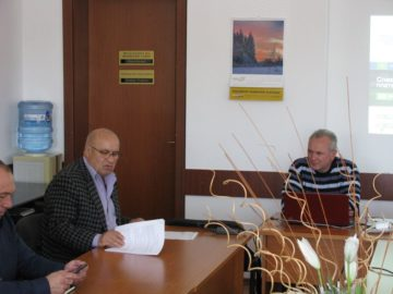 Тол системата разясниха по инициатива на кмета Валентин Атанасов в Сливо поле