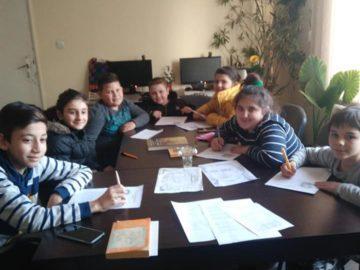 Повече за делото и подвига на Апостола научиха децата в Чилнов днес