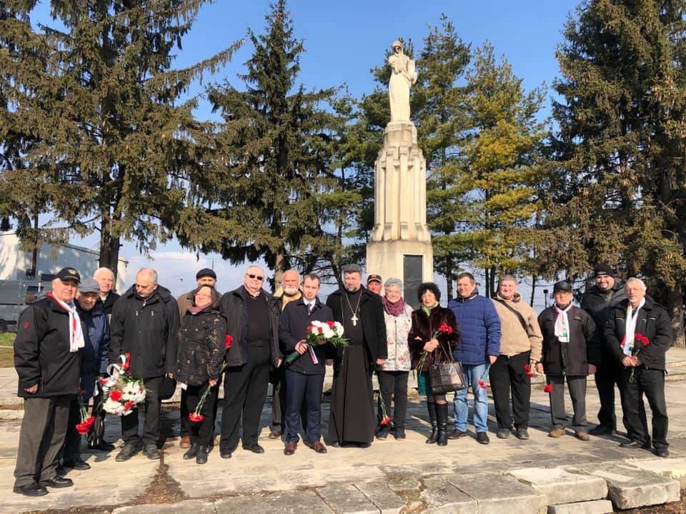 Почетоха паметта на загиналите при русофилския бунт офицери в Русе