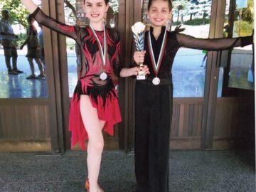Ученици от СУЕЕ се класираха на международното състезание по спортни танци в Кипър през април