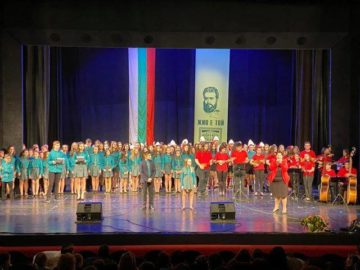 "СУ ""Христо Ботев"" - Русе чества своя патронен празник"