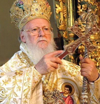 Русенският митрополит Наум поздрави Вселенския патриарх Вартоломей по повод 80 години от рождението му