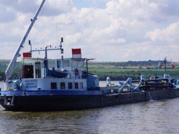 ИА ППД с нов договор за драгаж по река Дунав